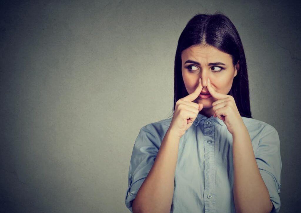 Odor de Urina